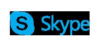 Logo: Skype, Microsoft Corporation