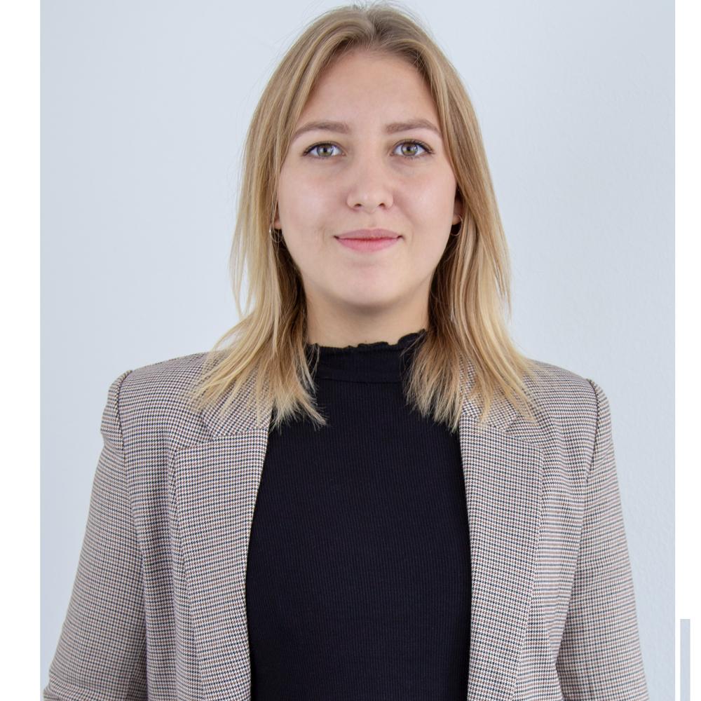 Magdalena Fischer, Junior Social Media Manager