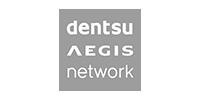Logo: Dentsu Aegis Network