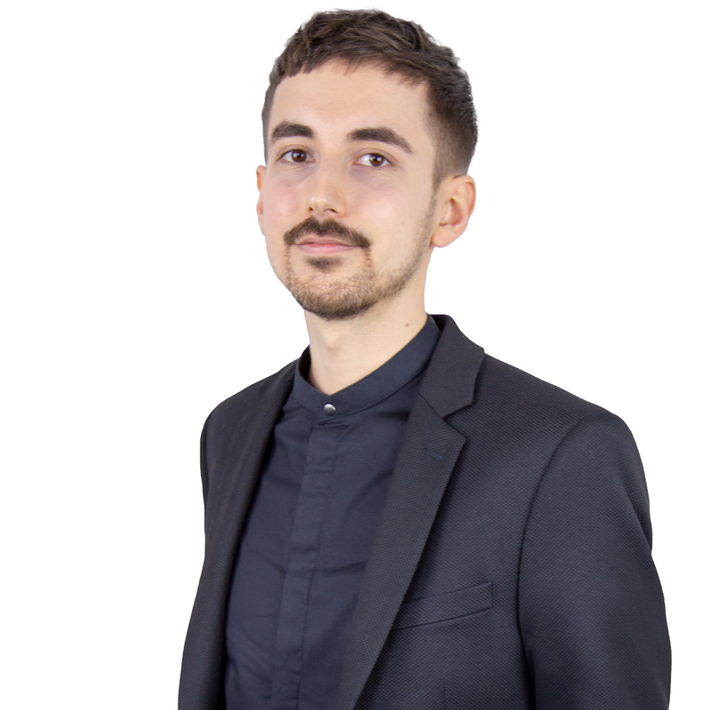 Florian Schwenkkrauß, Junior Social Media Marketing Manager